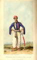 Hindustan Sepoy in his Native Costume.