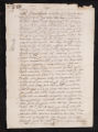 Deposition against Jesuit trade in 'private' and 'public' commodities., April 10th, 1667.