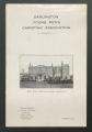 Local Association Miscellaneous Materials. Darlington, 1928. (Box 11, Folder 12)
