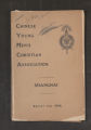 Annual and Quarterly Reports. Annual Reports of Local Associations in China, 1901-1945: Shanghai, 1916. (Box 20, Folder 20)