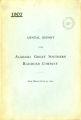 Alabama Great Southern Railroad Company, Annual Report, 1907