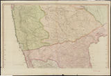 A Map of the Peninsula of India from the 19th Degree North Latitude to Cape Comorin MDCCXCII (North Sheet)