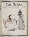 Le Rire: Journal Humoristique, Number 107, November 21, 1896