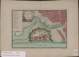 A plan of Madras and Fort St George.