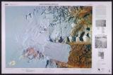 Airdevronsix Icefalls, Antarctica Satellite Image Map