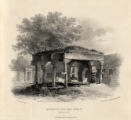 Musjid near Raj Ghat, Benares.