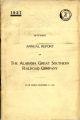 Alabama Great Southern Railroad Company, Annual Report, 1927