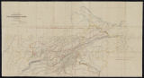 Extract from an unfinished map of Saugor & Nurbudda States: Scale 8 miles = 1 inch