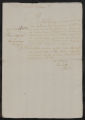 Documents and receipts relating to official work. Provenance: Probably Buenos Aires. Ca. 1794.