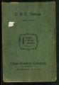 C. B. C. Annual, 1901 - 1902