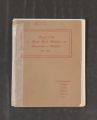Annual and Quarterly Reports. Annual Reports of Local Associations in China, 1901-1945: Shanghai, 1901. (Box 20, Folder 10)