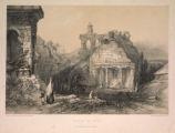 Ruins at Deig.