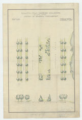 Duluth-Two Harbors Boulevard, Sketch of General Arrangement