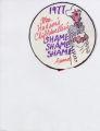 1977 Mrs. Hudson's Cliffdweller's SHAME SHAME SHAME Award