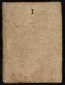 Collection of 129 decrees : some printed, some in manuscript, Volume 1