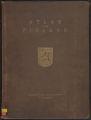 Atlas över Finland 1925, Atlas