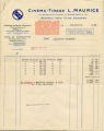 French reciept