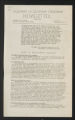 Correspondence, 1934-1961. (Box 1, Folder 11)
