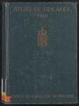Atlas de Finlande, 1910, Texte 1 Nature (Cartes Nos 1-23)