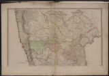 A map of the peninsula of India : from the 19th degree north latitude to Cape Comorin, MDCCXCII