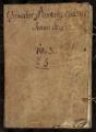 Mercantile Records, 1782-1832. Letter Books, 1798-1832. Copiador de cartas q[ue] e[m]piesa d[e] Junio de 1803.