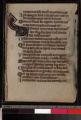 Manuscript 13: Psalter leaf, Psalm 19:8 through Psalm 21:6