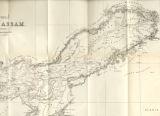 General Map of Assam