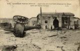 224. La Grands Guerre 1914-15 -- aspect d'un fort d'Anvers detruit par les Belges apras une defense heroique