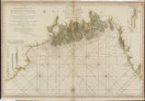 A chart of the northern part of the Bay of Bengal : between Point Palmiras and the Aracan shore