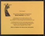 Black Nativity [production records] (Box 8, Folder 3)