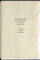 Barberry Eradication. Progress reports by states. Barberry Eradication Campaign, Colorado and Wyoming. (Box 10, Folder 2)