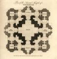 Plan of the Ancient Temple of Vishveshvur.