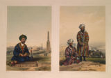 Hyder Khan. The Governor of Chuznee./ Oosbegs of Mookaud Bey