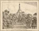 The Great Pagoda at Rangoon