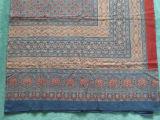 Ajrak bed cover