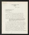 1916-1957. BIE Correspondence, Fieldston School Project, 1940. (Box 1, Folder 6)