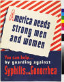 America needs strong men and women