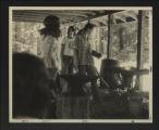 Uptown branch photos, 1930s-1970s. (Box 66, Folder 3)