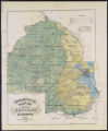 Geological map of Hennepin County, Minn