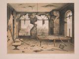 No. 14. Interior of the Residency Billard Room.