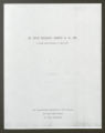 Festival of Nations - Mexican Survey-Lists and Report, 1935 - 1936 (Box 13, Folder 200)