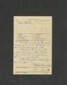 Correspondence—Korea, 1959 (Box 1, Folder 7)