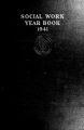 Social Work Year Book, 1941