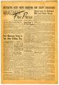 Manzanar Free Press, Volume 5, Number 18, March 1, 1944