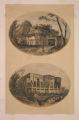 No. 4. Mr Gubbin's House./ No. 5. Sander's Post.