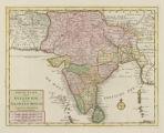 Nieuwe kaart van t Keyzer Ryk van den Grooten Mogol