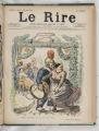 Le Rire: Journal Humoristique, Number 109, December 5, 1896