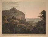 N.W. View of Rotas Ghur, Bahar.