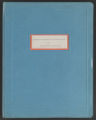 Industrial Engineering Curriculum Information for Seoul National University, 1955 (Box 2, Folder 15)