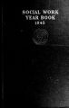 Social Work Year Book, 1945